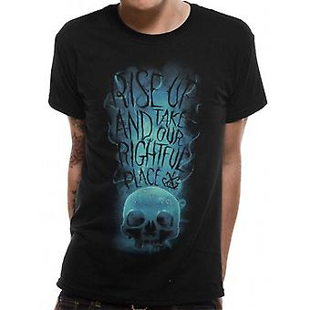 Crimes Of Grindelwald Unisex Adults Rise Up Design T-shirt