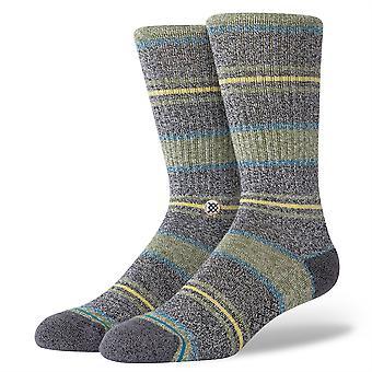 Stance Inline Men's Socks ~ Defeat Crew
