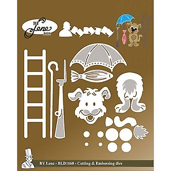 By Lene Fairy Tale 7 Cutting & Embossing Dies