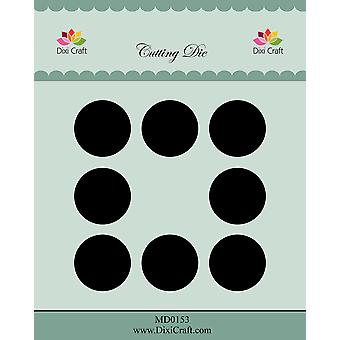 Dixi Craft Hole Die (Pour Toppers époxy) (MD0153)