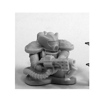 Reaper Miniatures Bones Chronoscope 80086 Space Mousling Flamer