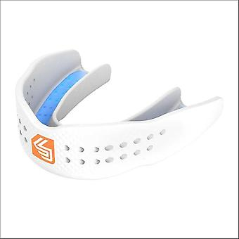Shock doctor superfit mouth guard white