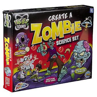 Grafix Tworzenie zestawu nauki Zombie
