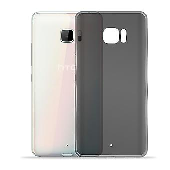 Matte Soft Shell for HTC U Ultra Shockproof Mobile Protection Silicone Thin Phone Grey