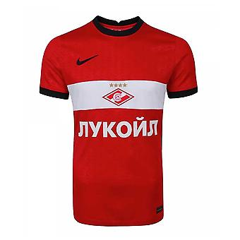 2020-2021 Spartak Moscow Home Nike Shirt (Kids)