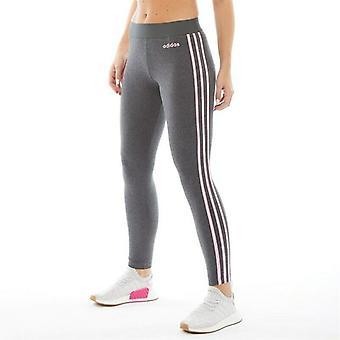Adidas Women's Essentials 3-Stipes Tights DU0682