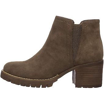 Carlos by Carlo Santana Women's Shoes G4880F2 Suede Almond Toe Ankle Fashion Boots
