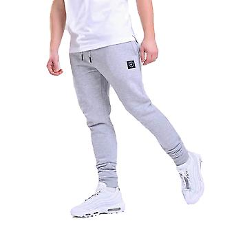 Marshall Artist Siren Fleece Pant Jogger - Grey Marl