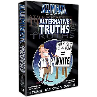 Alternative Truths Illuminati 2e Edn Expansion Pack