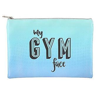 Etwas anderes mein Fitnessstudio Gesicht Pouch