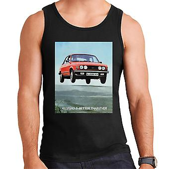 Austin Allegro 3 Better Than Ever British Motor Heritage Men's Vest