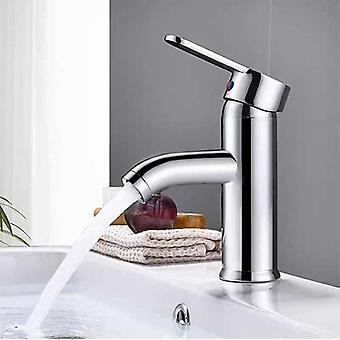 Single Handle Faucets, Cold & Hot Mixer Basin / Sink Tap Water -