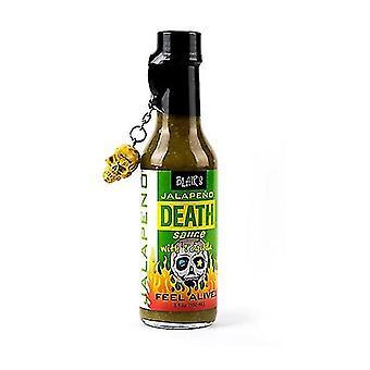 Blair's Jalapeno Death Feel Alive Hot Sauce