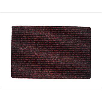 Bruce Starke Mallin Rib Mat Red 50 x 80cm