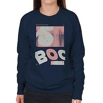 Casper The Friendly Ghost Boo Face Women's Sweatshirt