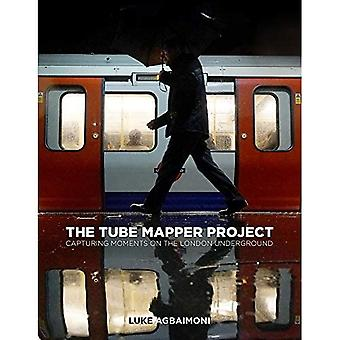 The Tube Mapper Project: Moments in der Londoner U-Bahn