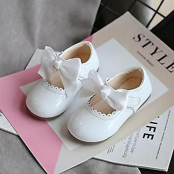 Baby Toddler Cute Soft Leather Shoes / adidași plat