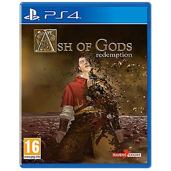 Ash of Gods: Redemption PS4 Game