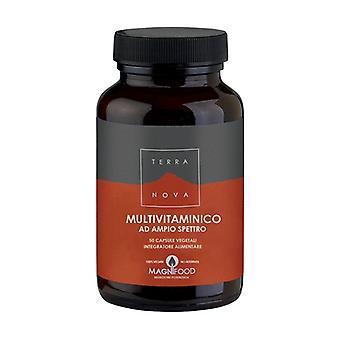 Multivitamin Woman 50 capsules