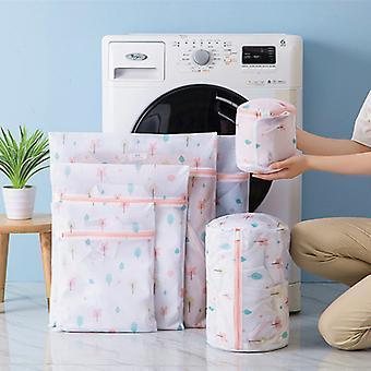 Laundry Bag Washing Machine Dedicated Dirty Wash Bag Underwear Sock Bra Laundry Basket Multi-size Washing Kits