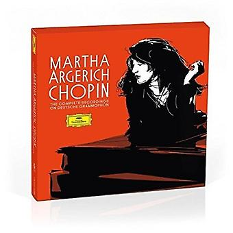 Martha Argerich - Chopin the Complete [CD] USA import
