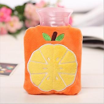 Süße Cartoon Mini Handwärmer, tragbare Heiße Wasserflasche, Mini-Tasche, Füße