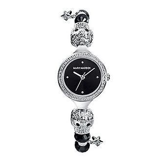 Mark maddox watch trendy silver mf0011-57