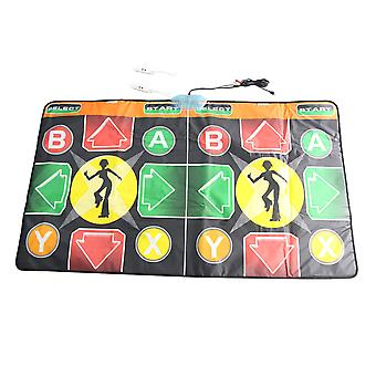 Dancing Blanket Pad with USB&AV Socket for TV and PC for Dual Player