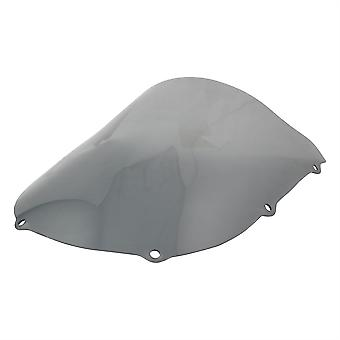 Airblade Light Smoked Double Bubble Screen for Kawasaki ZX6R G1-2 1998-1999
