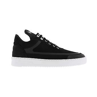 Filling Pieces Low Top Ripple Meta Black 30428771861 shoe