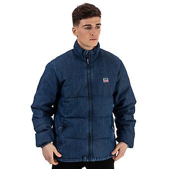 Men's Levis Coit Down Puffer Jacket in Purple
