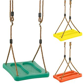 Kids Stand Up Foot Swing Seat & Ropes | Children Playground Sets & Accessories