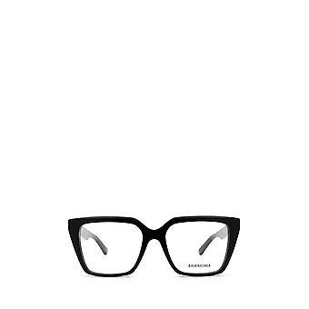 Balenciaga BB0130O نظارات الأنثى السوداء