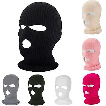 Full Face Cover Balaclava Knit Hat Army Tactical Cs Winter Ski Cycling Mask