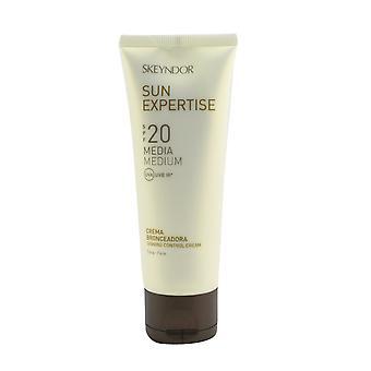 الشمس الخبرة دباغة السيطرة على الوجه كريم spf 20 (مقاومة للماء) 259755 75ml/2.5oz