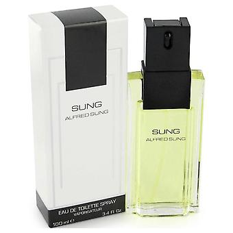 Alfred Sung Eau De Toilette Spray Refillable By Alfred Sung 1.7 oz Eau De Toilette Spray Refillable