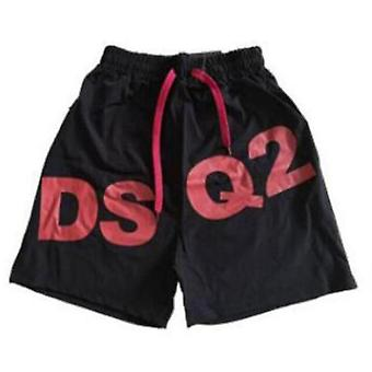 Summer Fashion Casual Sports Polyester Sneldrogende Driepunts shorts