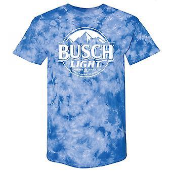 Busch Light Tie Väritys T-paita