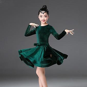 فستان الرقص اللاتيني