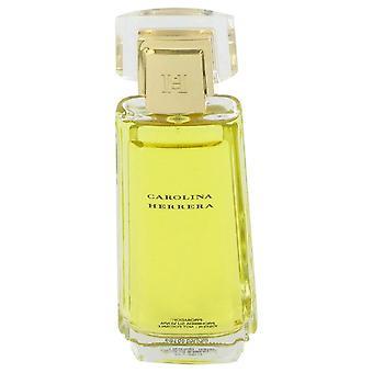 Carolina Herrera Eau de Parfum Spray (Tester) by Carolina Herrera 3,4 oz Eau de Parfum Spray