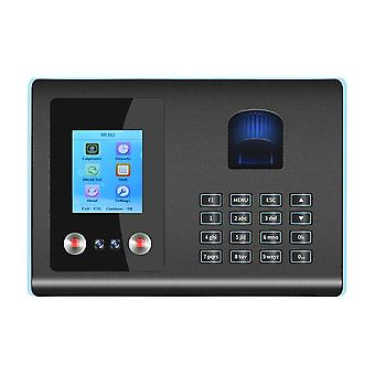 Biometric Face Facial Fingerprint Recognition Time Attendance System Machine