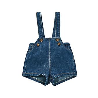 Herbst Baby Overalls, Denim Jumpsuit, Shorts