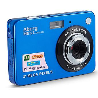 Abergbest 21 mega pixels 2.7  lcd rechargeable hd digital video students cameras-indoor outdoor for wof02121