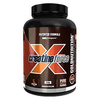 Gold Nutrition Créatine Force Extrême Creapure 280 gr