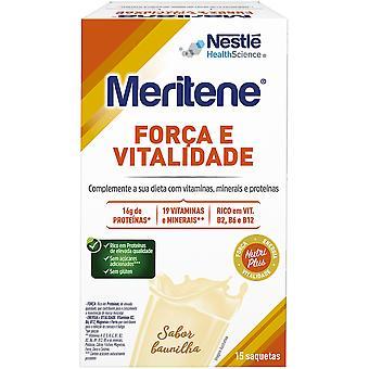 Meritene Lait Frappé à la Vanille 15x30 gr