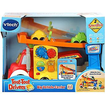 Vtech Toot-Toot Drivers Big Vehicle Carrier Vtech Toot-Toot Drivers Big Vehicle Carrier Vtech Toot-Toot Drivers Big Vehicle Carrier Vtech