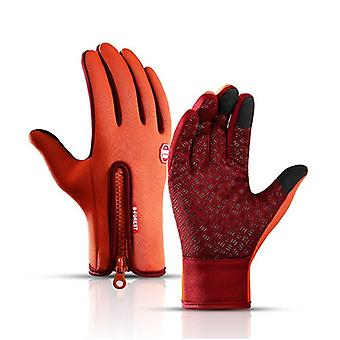 Winter Warm- Touch Screen, Full Finger, Thermal Hiking Gloves