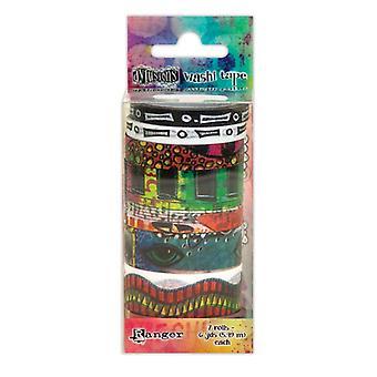 Ranger Dylusions Washi Tejp #4 - 7 rullar