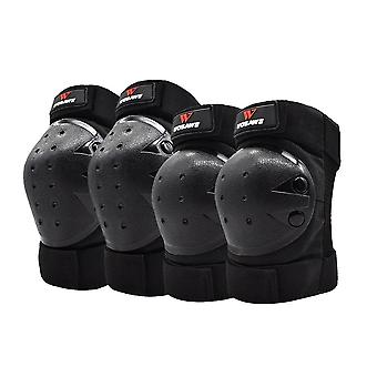 Snowboard Jackets Hip Protection Shorts Knee Pads + Gloves Riding Protection