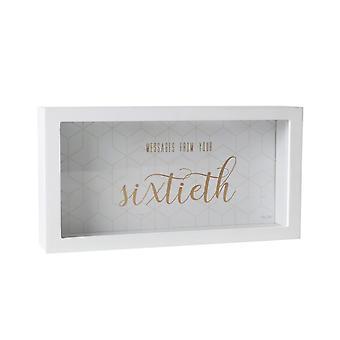 Splosh Sixtieth Message Box